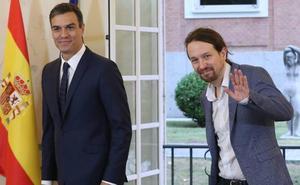 Sánchez e Iglesias comprobarán en un cara a cara en el Congreso si es posible el acuerdo