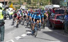 El Acebo festeja el Día de Asturias con la Vuelta