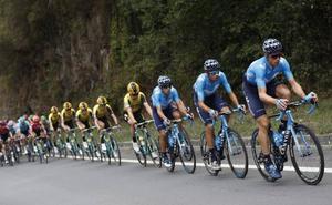 La Vuelta, en directo: etapa entre Tineo y el Santuario del Acebo