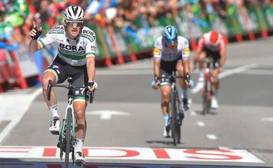 Así fue la primera etapa de la Vuelta en Asturias