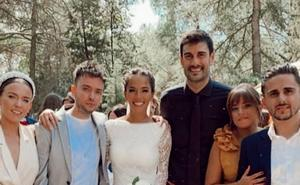 Melendi, tras su boda con Julia: «Ha sido increíble. Estamos muy felices»