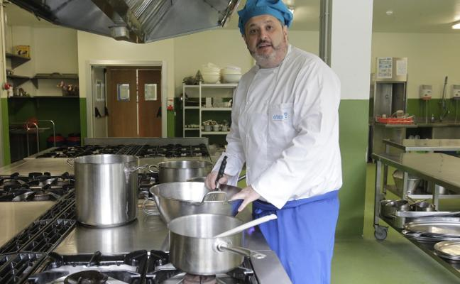 Cocineros con título universitario