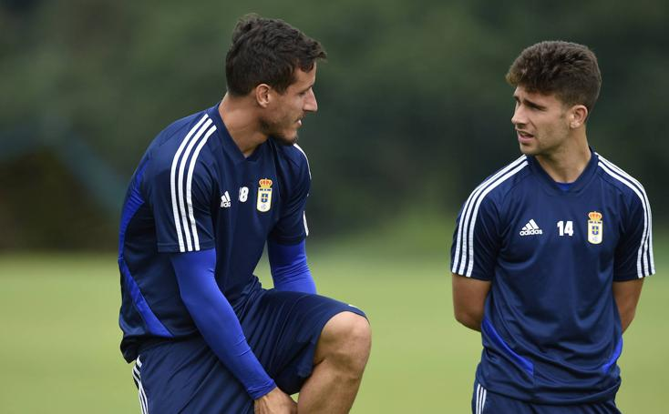 Entrenamiento del Real Oviedo (09-09-19)