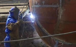 Los trabajadores temporales asturianos cobran 1.000 euros menos al año que antes de la crisis