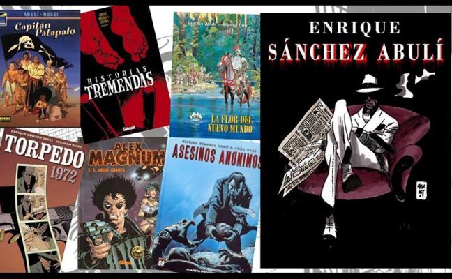 El guionista Enrique Sánchez Abulí abre esta tarde las Jornadas del Cómic