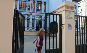 Los colegios de Infantil y Primaria inician el curso con un descenso del alumnado
