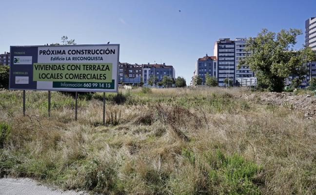 La urbanización del solar junto a la gasolinera de Foro creará 3.271 metros cuadrados de parque