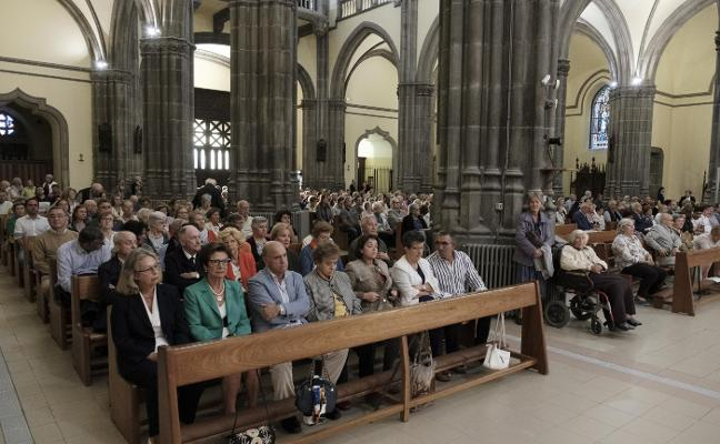 San Lorenzo se llena en la primera misa de Jorge Cabal