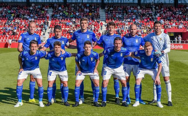 El Oviedo sigue sin cerrar su herida