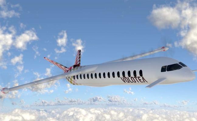 Volotea se alía con Dante Aeronautical para desarrollar un avión eléctrico híbrido
