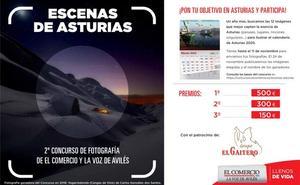 Pon tu objetivo en Asturias y participa en el concurso de fotografía «Escenas de Asturias»