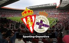 Gana entradas para el Sporting-Deportivo