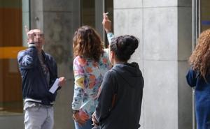Una «okupa» acepta 18 meses de prisión por allanamiento y hurto en una vivienda en El Berrón