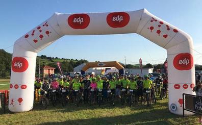 200 ciclistas pedalearán contra el cáncer infantil en Guimarán