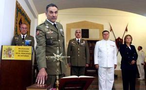 El coronel Juan Luis González pide la implicación de la sociedad en la defensa nacional