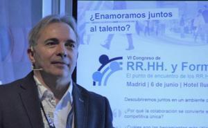 El psicólogo y 'coach' Juan Carlos Álvarez Campillo trabaja con el conjunto ovetense