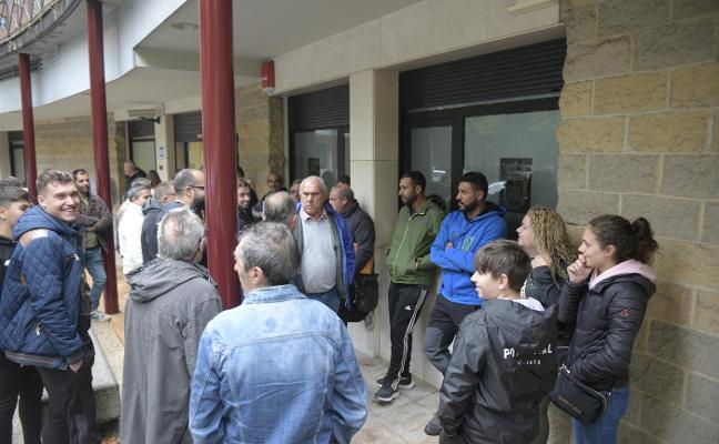 La subasta de las barracas suspendida por un recurso judicial