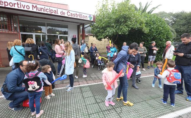 Los alumnos del Infanta Leonor serán reubicados en El Vallín o en la sala juvenil