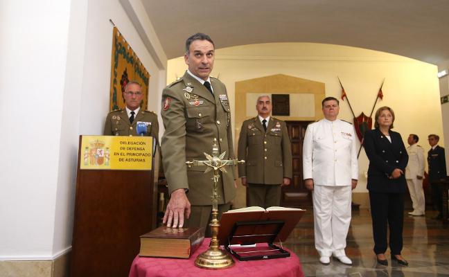 El coronel González Martín insta a llevar «la cultura de la defensa hasta el último rincón»