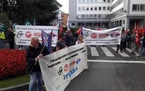 Los trabajadores de la ITV, decididos a ir a la huelga si el Principado no atiende a sus reivindicaciones