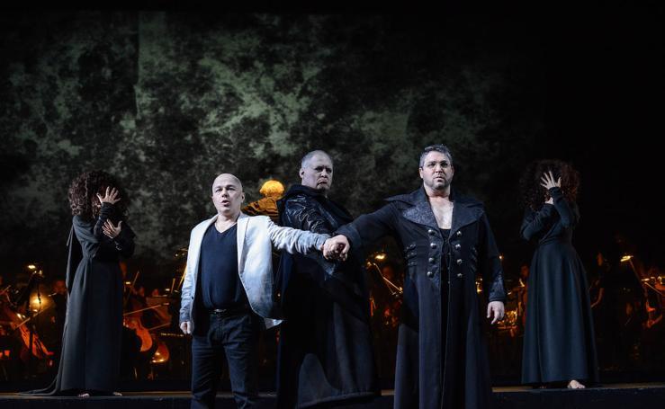 Wagner abre la temporada de ópera en Oviedo
