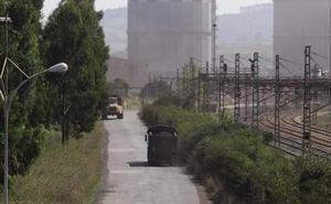Los transportistas de Arcelor acuerdan paros ante la bajada de precios