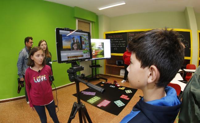 Barbón reivindica en Villayón la importancia de la escuela rural para combatir la despoblación