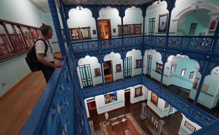 Interiores de edificios que debes conocer en Asturias