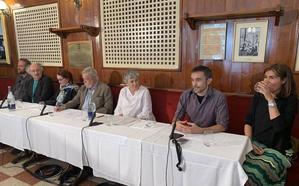 José Morella gana el 'Café Gijón' con su novela 'West End'