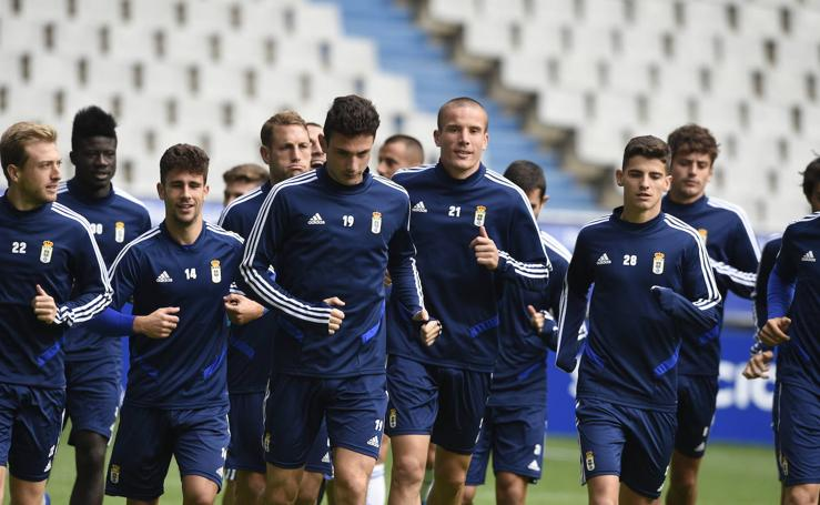 Entrenamiento del Real Oviedo (12 / 09 / 2019)