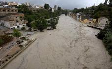 La gota fría arrasa las regiones del Mediterráneo