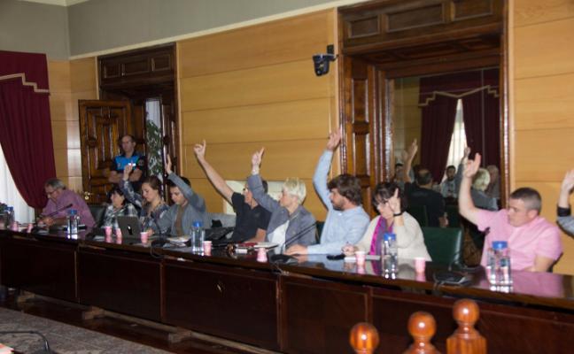 La oposición langreana tumba el acuerdo con la plantilla para implantar las 35 horas
