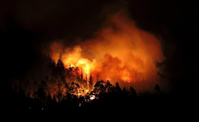 La Fiscalía critica que la investigación de los incendios no se centre en el autor