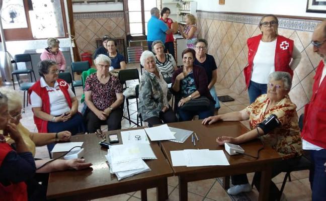 Cruz Roja inicia el programa 'Salud Constante' en San Jorge de Heres