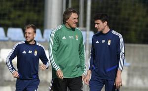 Real Oviedo | Egea: «Los entrenadores vivimos de los resultados, y no los estoy dando ahora»