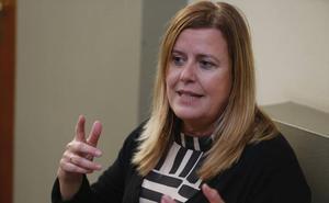 «Queremos industria y no soluciones parciales», dice la alcaldesa de Langreo ante el ERE de Vesuvius