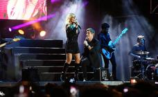 Marta Sánchez inaugura los conciertos de San Mateo