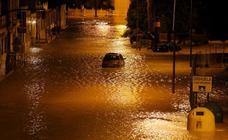 Las trágicas inundaciones que deja la gota fría en España