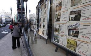 La nueva ley hipotecaria hunde la venta de pisos en Asturias un 6,9% en julio