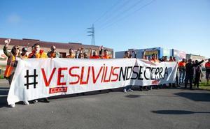 Vesuvius ofrece recolocaciones, pero advierte de que no hay marcha atrás al cierre
