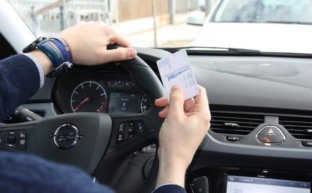 Las ayudas en el examen de conducir que la DGT permitirá a partir de mañana