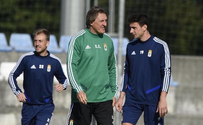 Real Oviedo | «El domingo hay que ganar como sea»