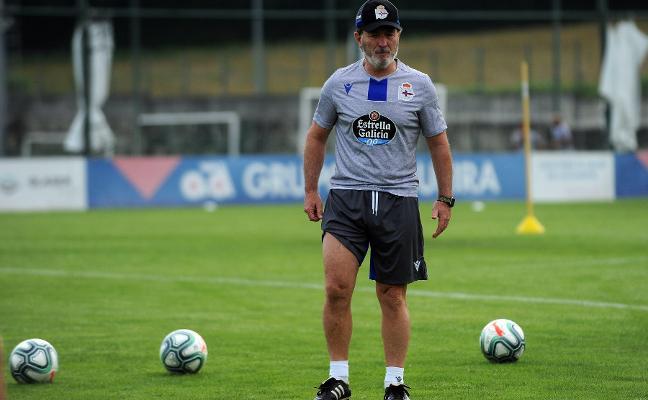 Anquela: «Al Oviedo no lo puedo olvidar, pero nunca voy a ser antisportinguista»