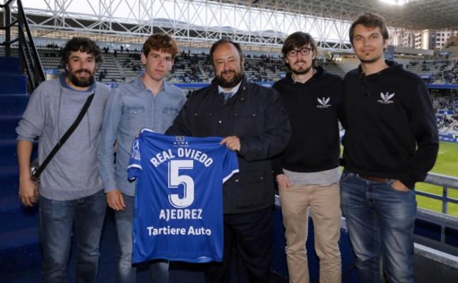 El Real Oviedo se apunta a las nuevas tecnologías de análisis