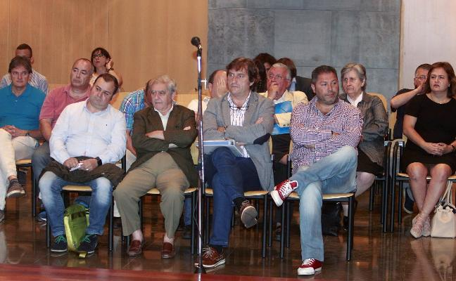 'Caso Renedo' | El Supremo rebaja las penas de Otero, Riopedre y Muñiz por el 'caso Renedo'