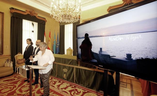 Gijón buscará un turismo que sepa «convivir» con quienes residen en la ciudad