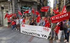 Los sindicatos llegan a un preacuerdo con Douglas tras dos días de huelga