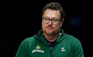 «Los dioses del baloncesto siguen besando en el pene a España», asegura un técnico de Australia