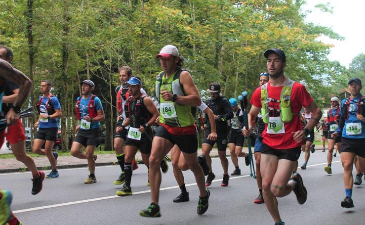 Maratón Xtreme y MiniXtreme Lagos de Covadonga