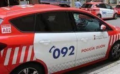 Arrestado en Gijón un joven con varias órdenes de detención pendientes